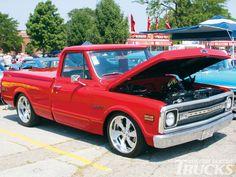 '69 Chevy C/10