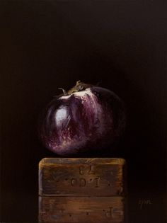 Abbey Ryan, Sicilian Eggplant. May 2012. Private Collection