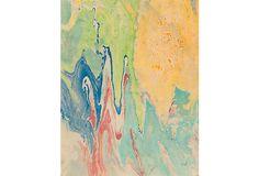 Leslie Saris, Blue Series I blue seri, lesli sari