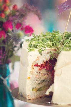 Amazing Sandwich Layer Cake