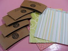 mini scrapbook albums, mini album, mini scrapbooks