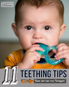 11 Teething Tips That Your Can Try Tonight - love #3