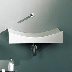 Aug 19, 2014 by S. Lewisfreestanding bathtubs, Modern Bathroom, modern bathtub, wall mounted bathroom vanity, wall mounted sinks, wall mount...