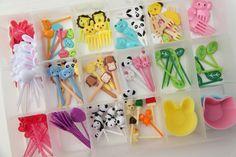 Bento Lunch Accessories organization