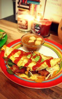 Sunday Night Omelets!