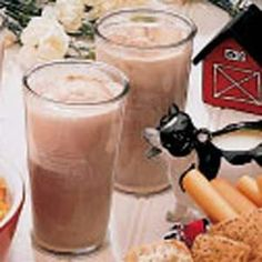 Brown Cow Punch Recipe