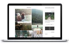 Woodland Wordpress Theme by Light Morango on Creative Market