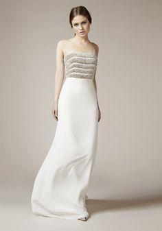 Zaeem Jamal, White Soul Radiance Gown, Colours of I Collection http://luxworldwide.com/magazine/fashion/zaeem-jamal-alchemy-in-motion/