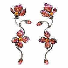 Stefan Hafner gemstone earrings