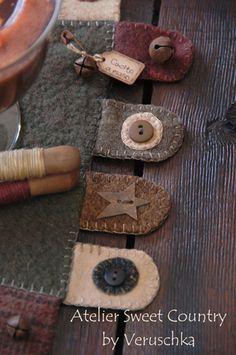 penny rugs, craft, rug tongu, penni rug