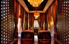 Spa treatment room © Banyan Tree Hotels & Resorts