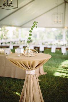 antler + bells of Ireland centerpiece | Katherine Miles Jones #wedding