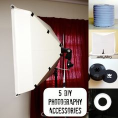 5 DIY Photography Accessories
