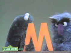 Letter M Monster Meal