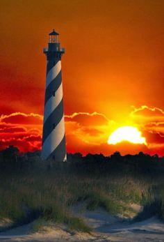 Cape Hatteras Light House, North Carolina