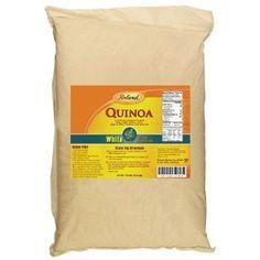 Roland Quinoa, Prewashed, 25 lbs. Bags $98.90