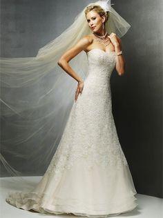 Maggie Sottero Anastasia Wedding Dress