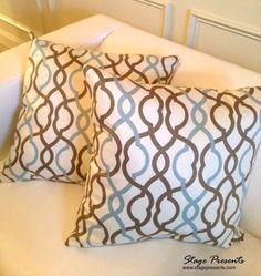 Quatrefoil Multi-Color Decorative Throw Pillow