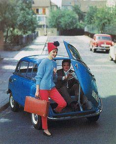 cute car, yep.