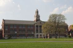 Thomas A. DeVilbiss High School in Toledo, Ohio.