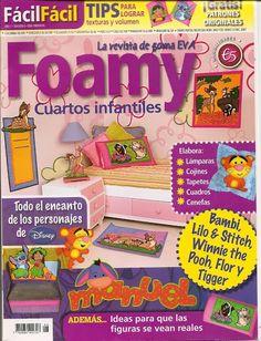 Revista de Foamy - Cuartos infantiles