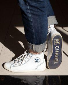 chanel kicks.