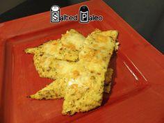 Salted Paleo: Cauliflower Breadsticks (grain-free, paleo, scd)