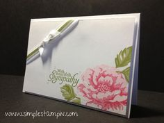 Stippled Blossoms