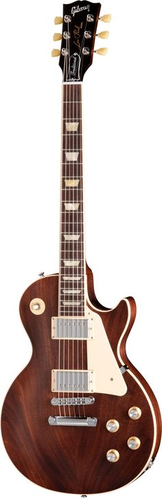 "Gibson Les Paul ""Mahogany Brown"""