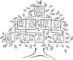 Family Tree Templates for Kids @ Buzzle.com