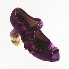 Cupcake Shoe