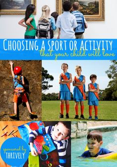 What Activities are a Good Fit for Your Kid? - Kids Activities Blog