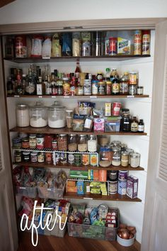 high straightenance : pantry, on Homefries