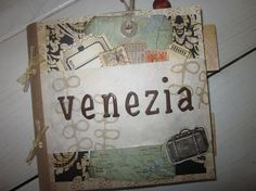 Italy Venice Travel Journal Everyday Notebook Diary