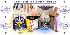 Catholic Craft Kits and Projects