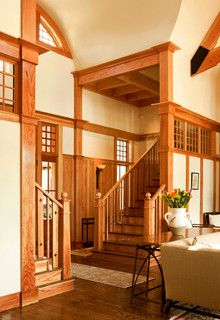 Style Secret: Well-Crafted WoodworkSimply put: You can't have Arts and Crafts style without wood. It's probably the single most important el...