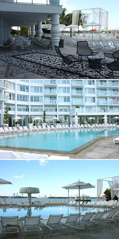The Mondrian hotel Miami http://www.florencefinds.com/recommended-the-mondrian-miami/