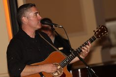 Ed Robertson of Barenaked Ladies plays a solo, acoustic set at The Montage Deer Valley in 2012. Photo by Connie Scheer