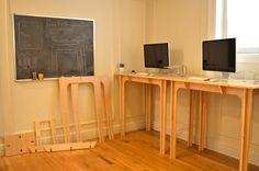 How To Make A Standing Desk For Under $200: MIT Grads Go Digital