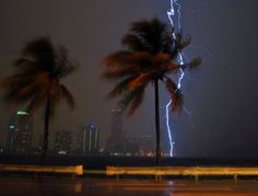 Love a Miami thunderstorm!! Emily claire