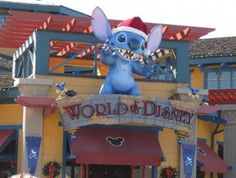 there being so much to do and see! Especially at one of our favorite places-Downtown Disney!