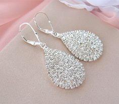 Bridal Earrings Wedding earrings Bride Earrings