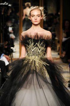 Masquerade ball gown