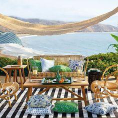 CHIC COASTAL LIVING: Island Style: SERENA & LILY SUMMER