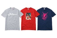 Supreme 2012 Summer T-Shirt Collection | Hypebeast