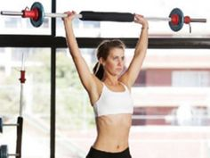 Tone up with free weights - part one