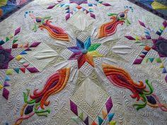 Margaret Solomon Gunn   Rainbow Nouveau