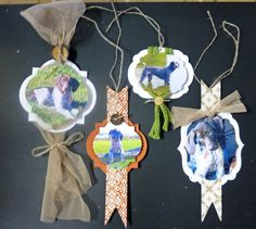 santa ornament, photo ornaments, christma ornament