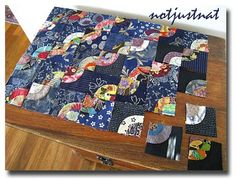 love Japanese quilts and fabrics