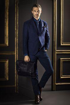 Ben Hill for Massimo Dutti September 2013